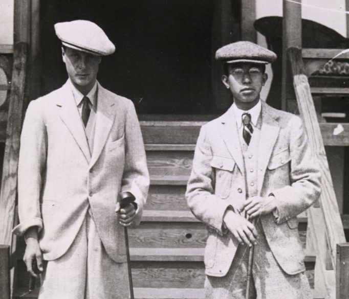 David and Hirohito